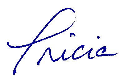 Tricia signature